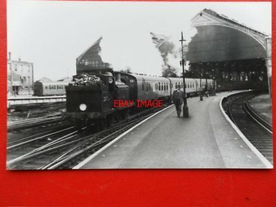 Photo  Sr Ex Lb&scr Class E4 Loco No 32479 Bevendean At Brighton 8/9/60 15:59 Br