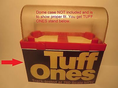 Aurora Tuff Ones Slot Car Dome Case Lower Extension New Reproduction