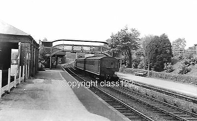 B&W Photo ex LBSCR Forest Row station