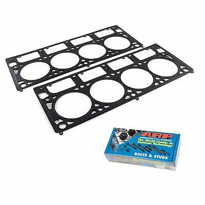 Arp Gm Chevy Cylinder Head Bolt Kit 2004-Up Ls2 Ls3 4.8L 5.3L & Mls Head Gaskets