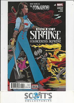 Doctor Strange Sorcerers Supreme  #4  New  (Bagged & Boarded) Freepost