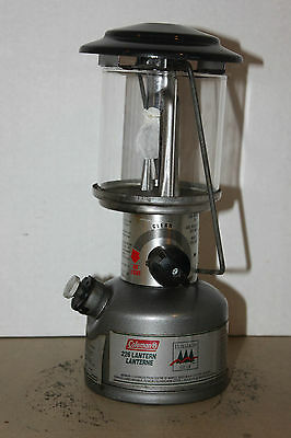 Coleman Model 226 Ultra Light Gear Lantern July 1994