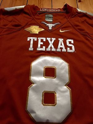 Nike Texas Longhorns Red River Rivalry Jersey - Large