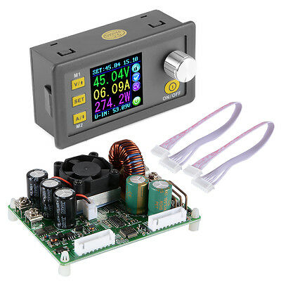 DPS5015 DC 50V 15A LCD Digital Programmable Step-down Power Supply Module TE680