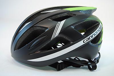 Cannondale CAAD Bicycle Helmet Black/Green 58-62cm Large/Extra Large