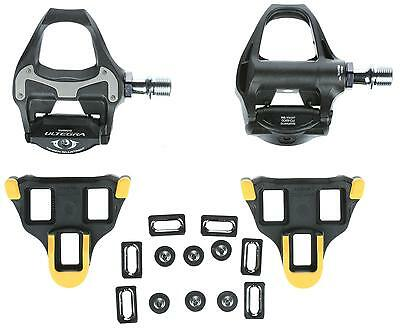 Shimano ULTEGRA Clipless SPD-SL 6800 Carbon Pedals - Brand New in Box