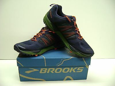 Brooks Cascadia 11 Men's TRAIL Running Shoes Size 10.5 NEW