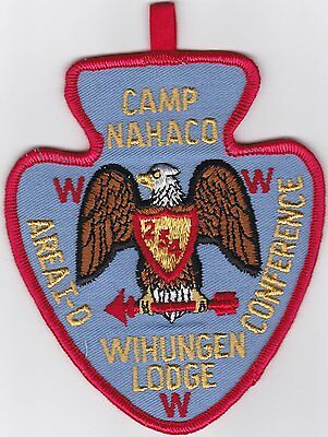 OA 1972 Area 1-D Conference, Lodge 234 Wihungen