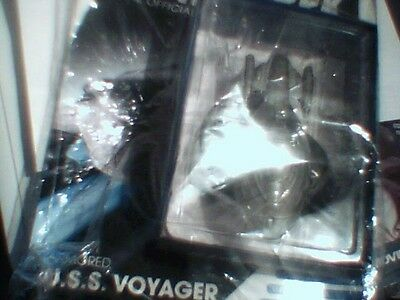 STAR TREK STARSHIPS COLLECTION ISSUE 48 ARMORED U.S.S. VOYAGER (New Sealed)
