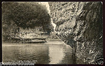 1665 - ELORA Ontario 1910s The Cove by Capell