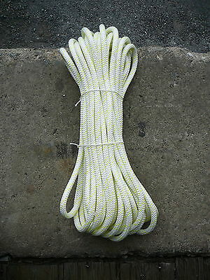 """New England Static Line Low Stretch Rope Climbing, Rappel, Tag Line 7/16"""" x 68'"""