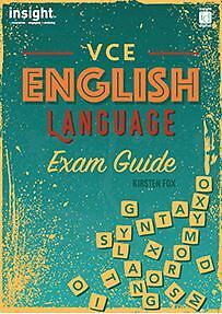 Vec English Language Exam Guide 3Rd Edition As New