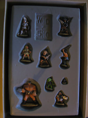 Citadel Miniatures SS6 White Dwarf Personalities Box Set (1984) Games Workshop