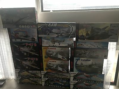 Collection of RC Model Airplanes (Dynam & FMS), Plug and Play *BRAND NEW*