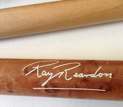 BCE Vintage Ray Reardon Autograph Snooker Cue in Hard Case, 2 Piece 145cm