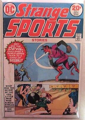 DC Comics - Strange Sports Stories Issue #1 - Key #1 Bronze Age Issue - 1970s