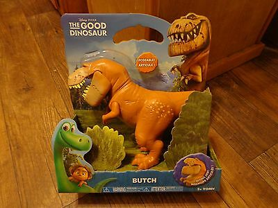 New Disney Pixar The Good Dinosaur Downpour by Tomy Poseable Pterodactyl Toy