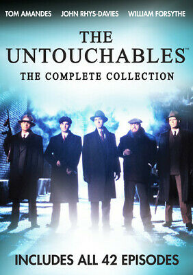 The Untouchables: The Complete Collection [New DVD] Boxed Set