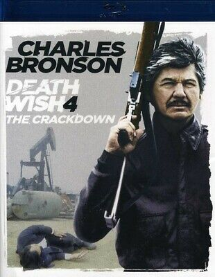 Death Wish Iv [New Blu-ray] Dolby, Digital Theater System, Dubbed, Subtitled,
