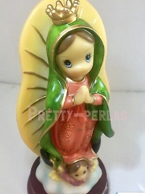 """Our Lady Of Guadalupe Statue Virgin Mary Virgen Maria De Guadalupe Catholic 8"""""""