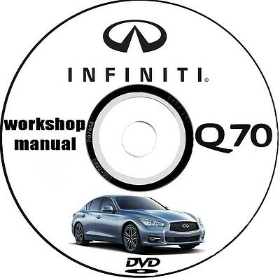 Workshop Manual,Manuale Officina INFINITI Q70 2014