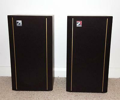Tannoy DC-100 Monitor Dual Concentric Bookshelf Speakers - Vintage Audiophile
