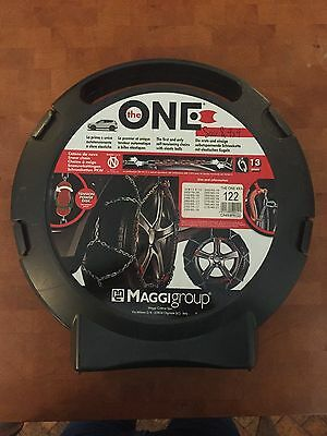 Maggi The One 4x4 snow chains 122