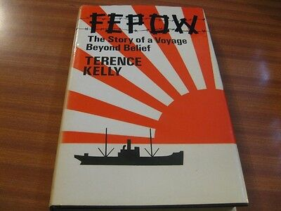 Fepow The Story Of A Voyage Beyond Belief Terrence Kelly Japan Singapore 1St Ed