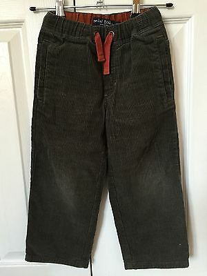 Boden boys trousers age 4