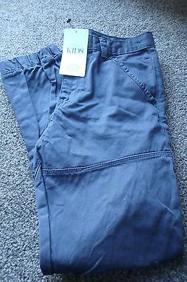 Marks and Spencer boys grey trousers age 10-11 BNWT