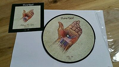 """LONGVIEW - Falling For You [7"""" Picture Disc] New Long-View"""