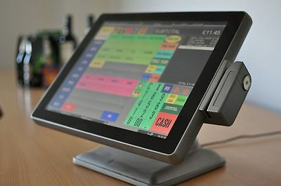 New Varipos 715 EPOS system with ICRTouch cash drawer and receipt printer