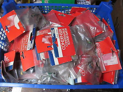 Job Lot Of Unipart Condensers And Contact Sets  Qty 60