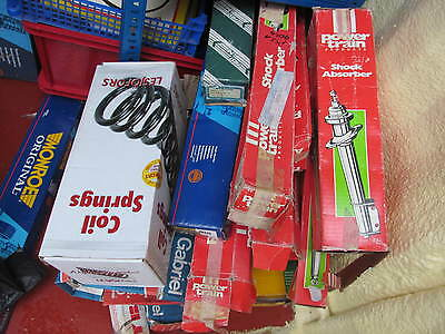 JOB LOT OF SHOCK ABSORBERS    Stock Clearance
