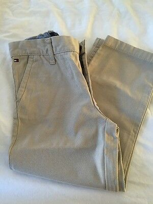 Tommy Hilfiger Boys Chino Trousers Age 3y