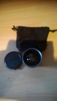 Sony VCL - 0630x wide conversion lens x0.6