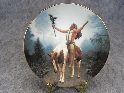 "The Hamilton Collection ""Deliverance"" Collectible Plate"