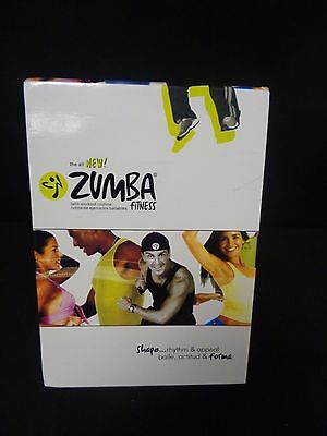 Zumba Fitness 4 Dvd Set - Total  Body Workout Including Salsa       (Fe)
