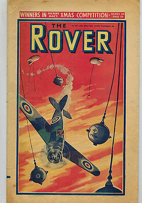 ROVER COMIC - No. 927 from 1940 Nazi story
