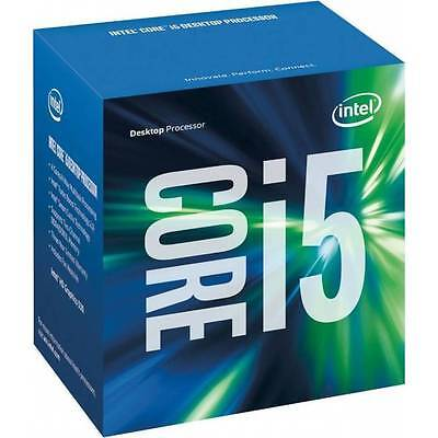 Intel Core i5 6600  1151 6MB Cache 3,3GHz boxed