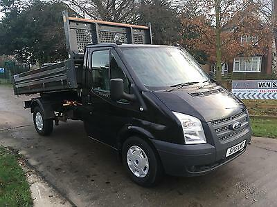 Ford Transit T350, Tipper, Awd, 4x4.