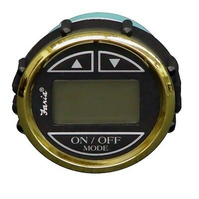 FARIA DASH MOUNTED 200 FOOT BOAT DEPTH SOUNDER finder