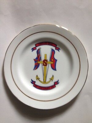 Plate By Paignton Centenary Of Connahs Quay