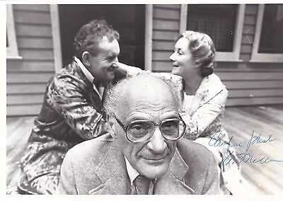 Arthur Miller Signed Photo - American Playwright