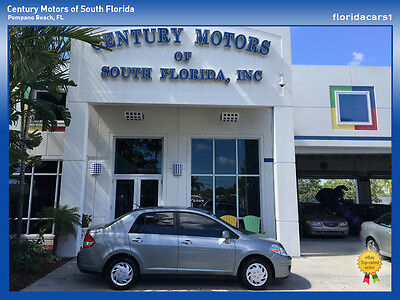 2011 Nissan Versa  2 OWNER VEHICLE CLEAN INTERIOR RUNS GREAT NON SMOKER 1.8L 16V