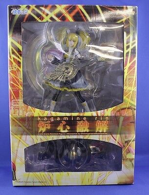 1/8 Kagamine Rin Nuclear Fusion, Official Vocaloid Figure Max Factory  anime