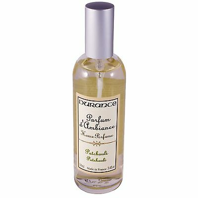 DURANCE HOME FRAGRANCE ROOM SPRAY, PATCHOULI, 100ml, BRAND NEW