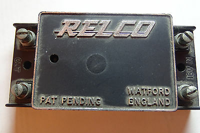 OO and N gauge track cleaner - Relco