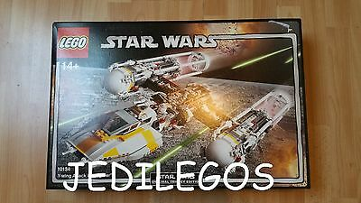 LEGO STAR WARS 10134 - Y WING Ultimate Collector Series - NEUF NEW SEALED