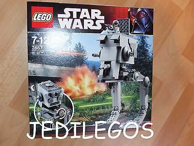 LEGO STAR WARS 7657 - AT ST Walker - NEUF NEW SEALED